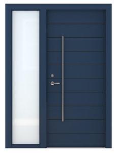 wood door 3D
