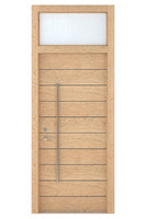 wood door model