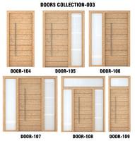 Door Collection-003 Light Wood