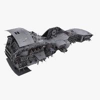 proteus cruiser 3D