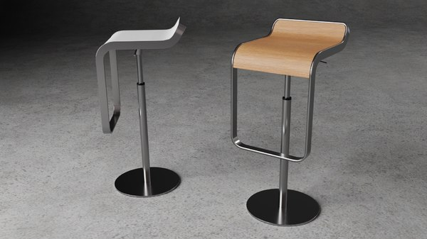 lem piston stool model