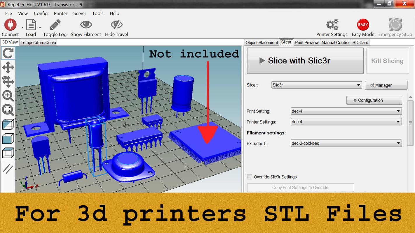 3D 3d printer