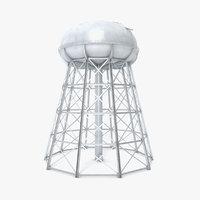 build structure 3D model