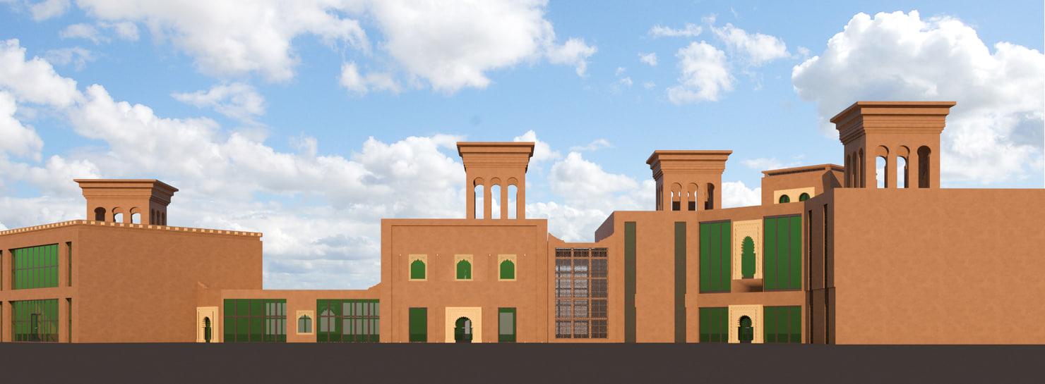 islamic offices model