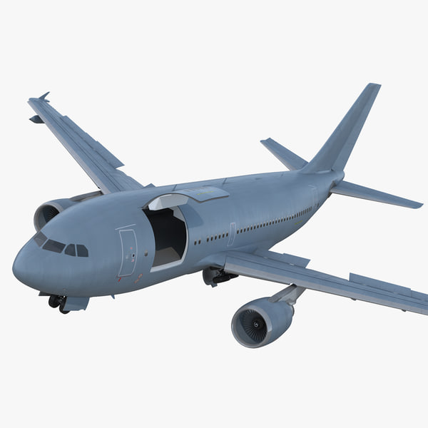 3D model airbus a310 multi role