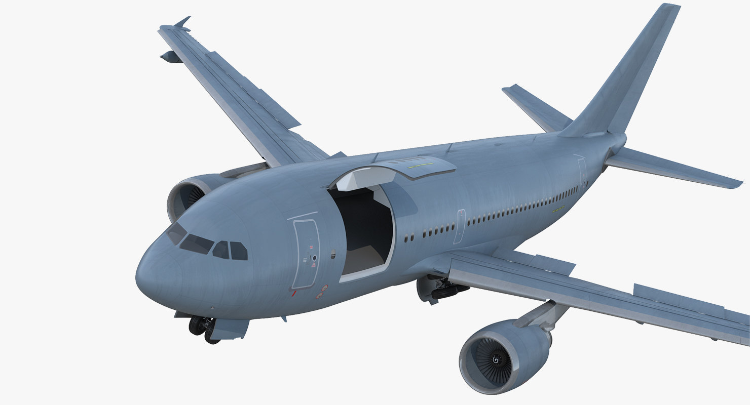 3D model airbus a310 multi role