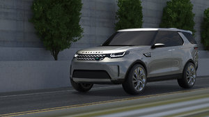 discovery vision concept model