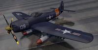 plane martin am-1 mauler model