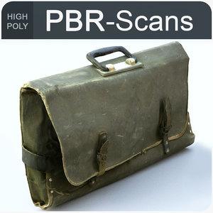 suitcase case 3D