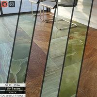 3D tile galleria stone italy