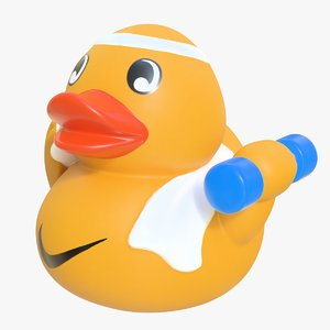 rubber duck 10 model