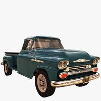 Chevrolet Apache 3600 1959
