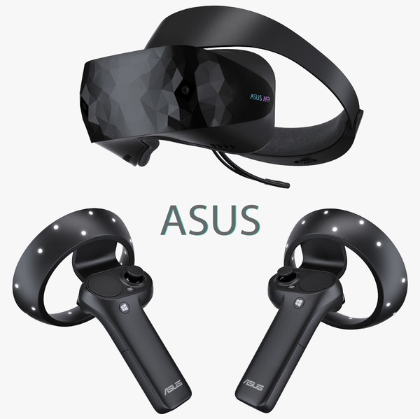 asus windows mixed reality 3D