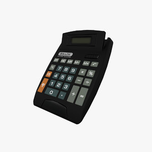 calculator bazic model
