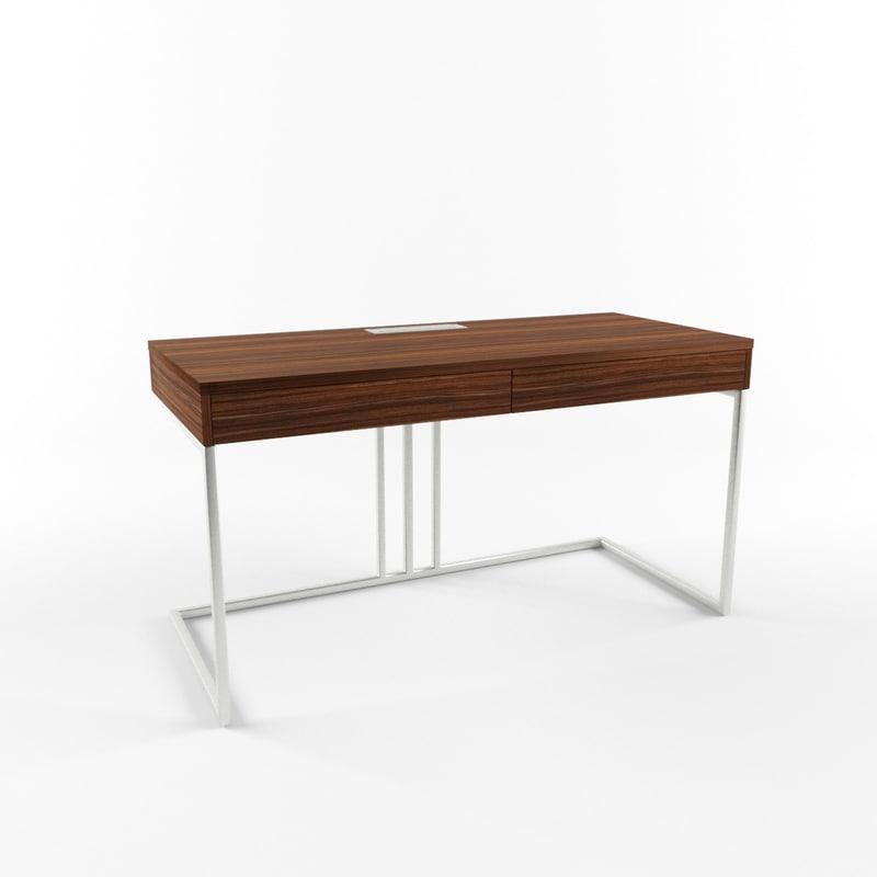 3D table macasar model