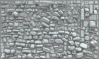 Kit bash(268 pieces) - part-9
