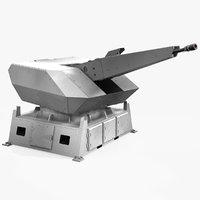 oerlikon skyshield turret 3D
