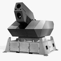 rheinmetall laser 3D