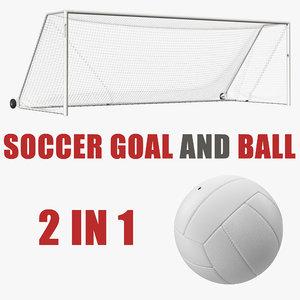 soccer goal ball model