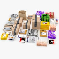 Parcels Collection
