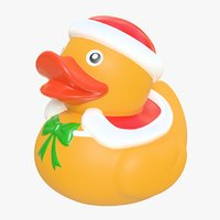 3D rubber duck 09