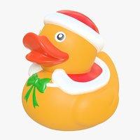 3D rubber duck 09