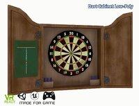 optimized dartboard 3D