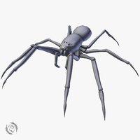spider wolf 3D