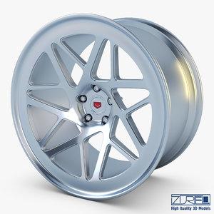 vossen lc-109t 19 wheel model