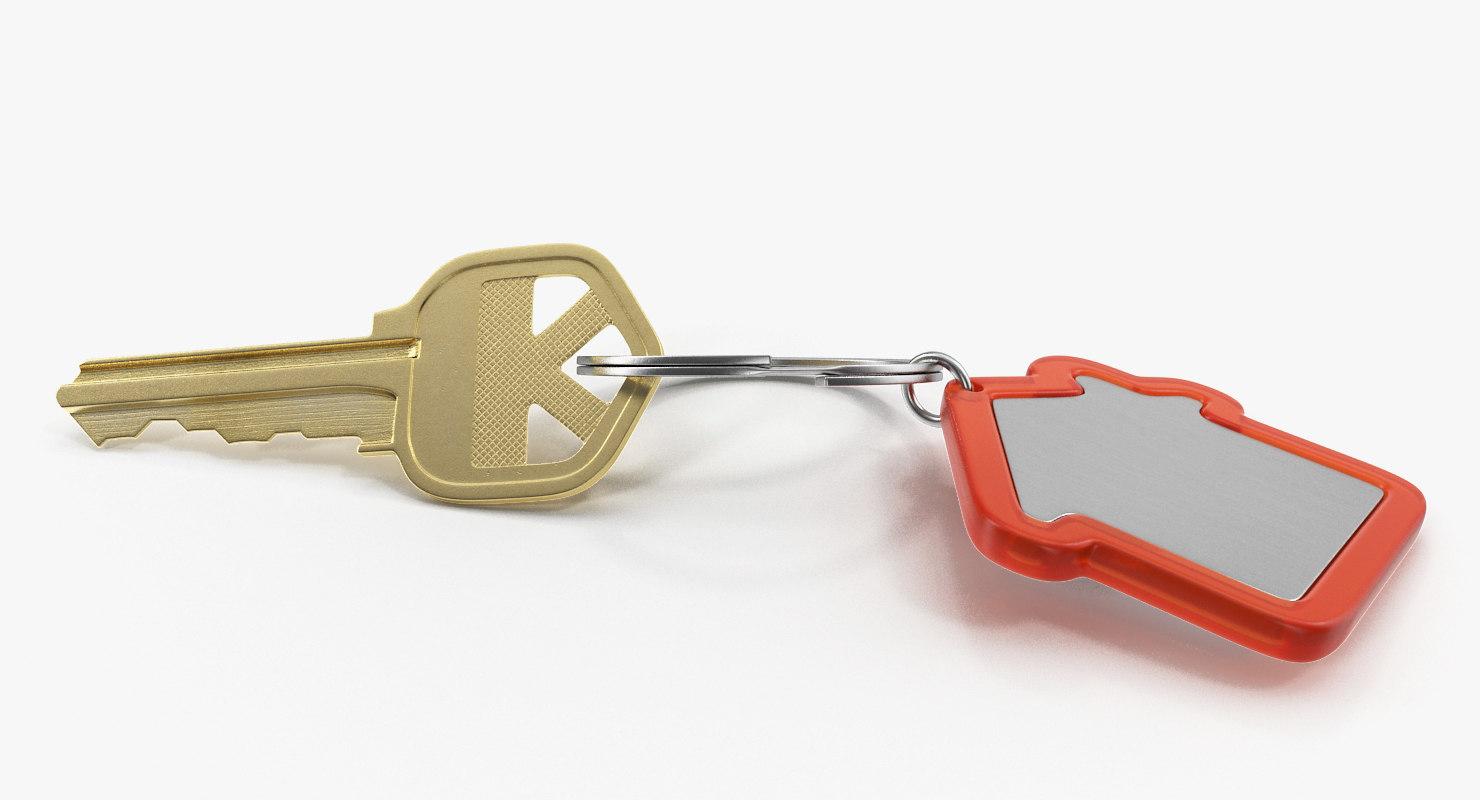 bronse home key house 3D model