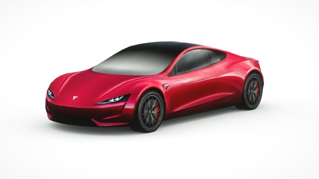 Tesla Roadster 2 0 Tesla Image