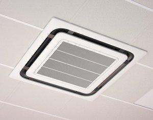 ceiling air conditioner 3D