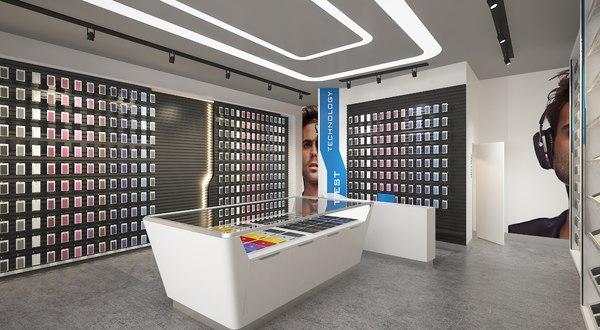 3D mobile phones