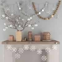 Decorative set - New Year