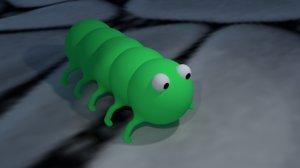 blender bug 3D