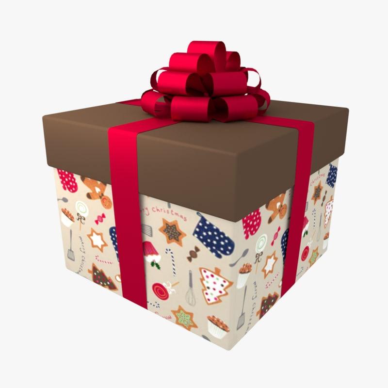 Gift Box Cubic 2