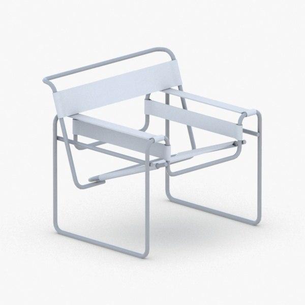 interior - modern armchair model
