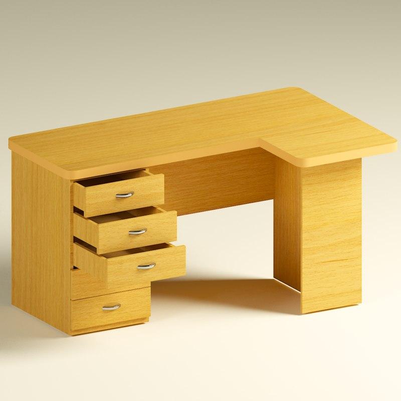 3D corner computer