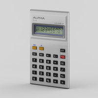Calculator (CV_CL01)