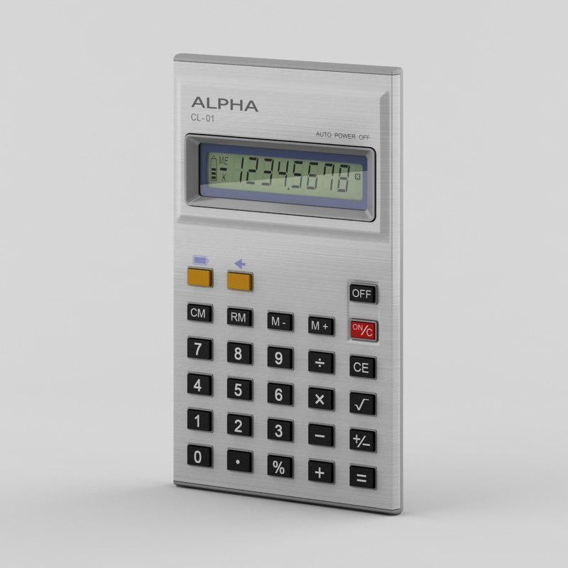 3D cv cl01 model