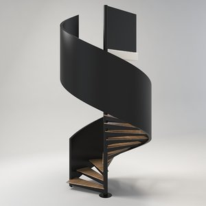 stair staircase stairc 3D model