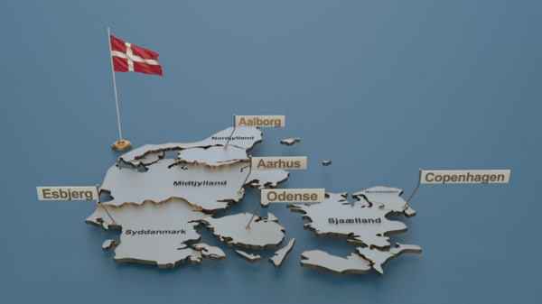 denmark plugins elections 3D model