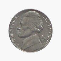 cents 3D model