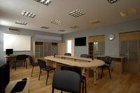 3D set office furniture model