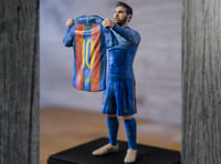 lionel messi ready color 3D model