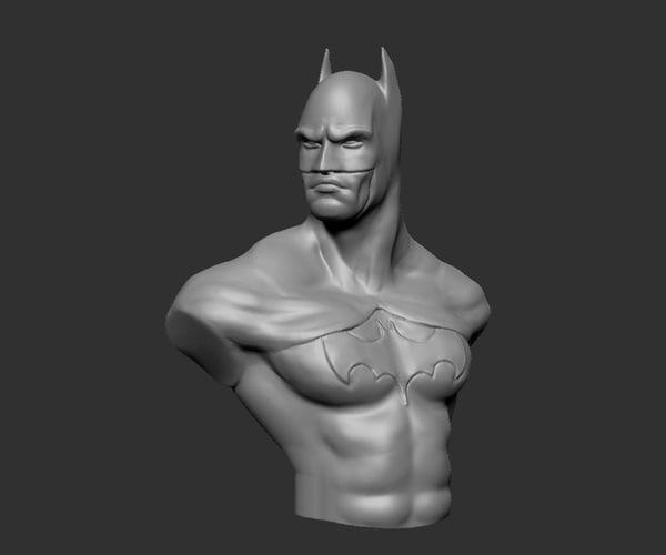 print batman 3D model