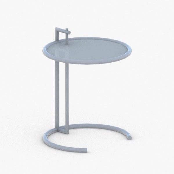 interior - table 3D model