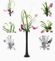 3D bouquet thai thomas mai