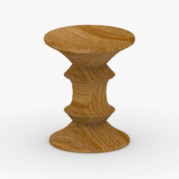3D interior - table model