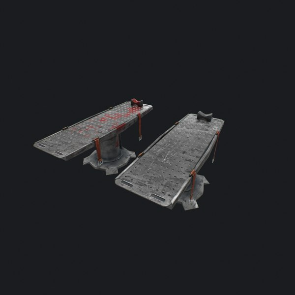 3D games table